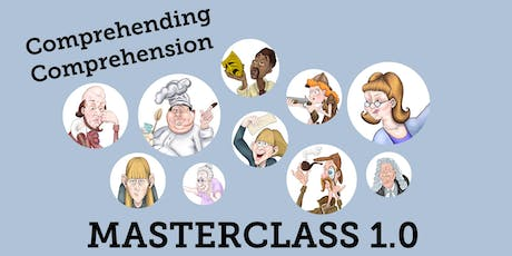 LinkyThinks Masterclass: Comprehending Comprehension tickets
