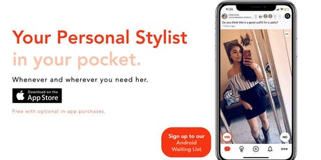 YOUR PERSONAL STYLIST IN YOUR POCKET! BY SOPHIA MATVEEVA AT BUYERS.FASHION tickets
