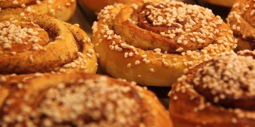 Beginners Sweet Bread Making