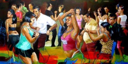 Fun 1 to 1 Salsa & Cumbia dance class