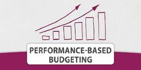 Training Course on Performance Based Budgeting tickets
