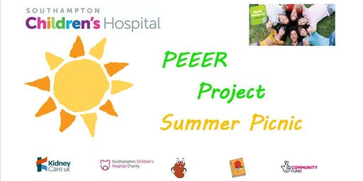 PEEER Project Summer Picnic