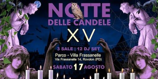 Notte delle candele | XV edizione