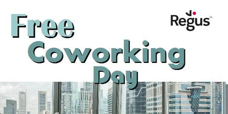 Regus ParkCentrale Free Coworking Day tickets
