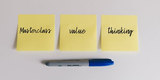 Masterclass Value Thinking voor Scrum Masters