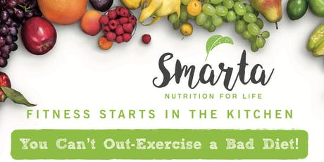 Fitness starts in the kitchen tickets