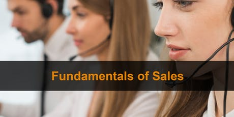 REDUCED PRICE Sales Training Manchester: Fundamentals Of Sales tickets
