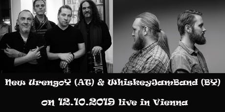 New UrengoY & Whiskeyjamband in Vienna tickets