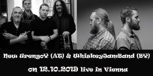 New UrengoY & Whiskeyjamband in Vienna