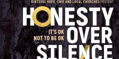 Kintsugi Hope Honesty over Silence tour