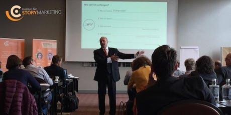Storytelling im Business - Ende Nov. '19 Tickets