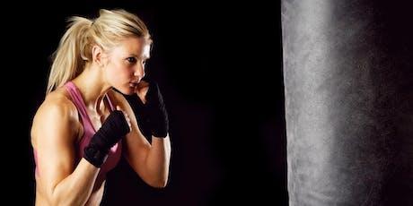 4-Wochen Fitness-Boxen Einsteigerkurs nur für Frauen Tickets