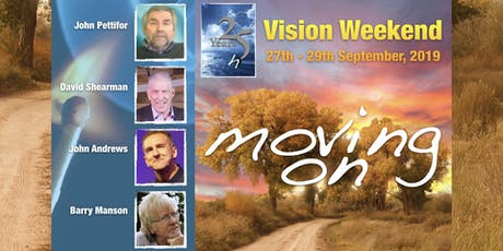 Vision 19: Moving on tickets