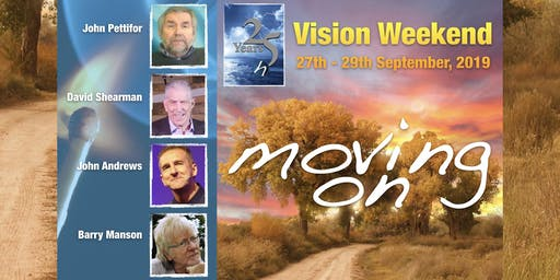 Vision 19: Moving on