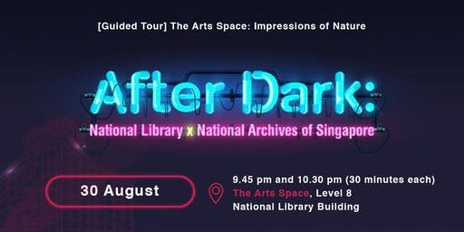 Singapore Night Festival – Guided Tour of The Arts Space