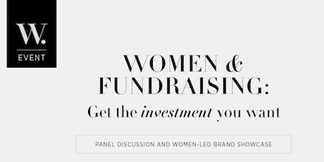 Women & Fundraising: Get the Investment You Want tickets
