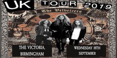 The Velveteers tickets