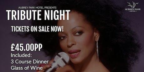 Diana Ross/ MoTown Tribute Night tickets