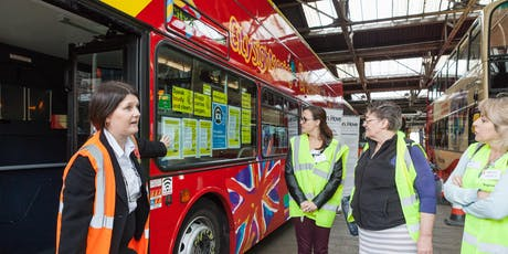Behind the Scenes: Brighton & Hove buses (members only) tickets