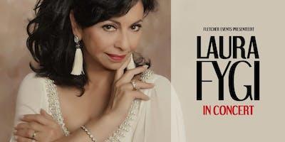 Laura Fygi in concert in Paterswolde (Drenthe) 29-02-2020