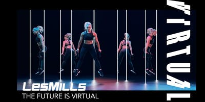 "LES MILLS Webinar ""The Future is Virtual"""