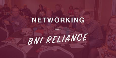 BNI Reliance - Cardiff tickets