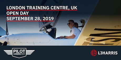 Airline Pilot Careers Event: London Training Center – September 28, 2019 tickets