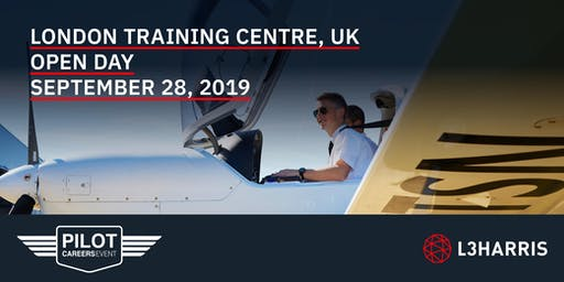 Airline Pilot Careers Event: London Training Center – September 28, 2019