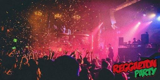 Reggaeton Party - Newcastle