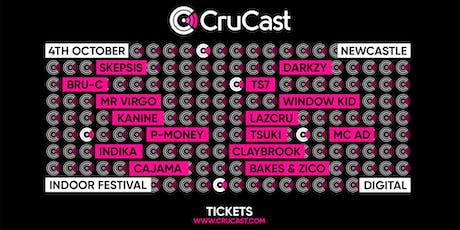 Crucast Indoor Festival - Newcastle tickets