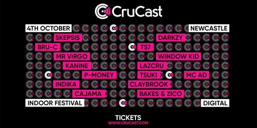 Crucast Indoor Festival - Newcastle