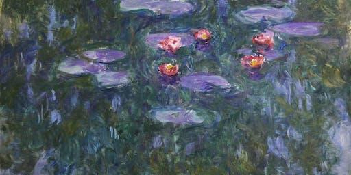 Lezing bij expositie Monet's tuinen