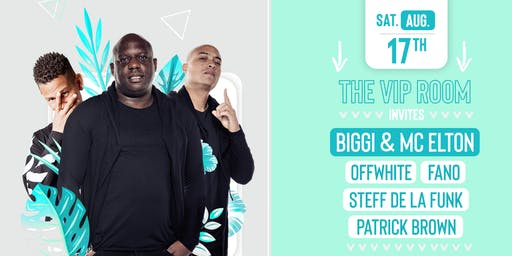 The VIP Room invites: Biggi & more 17-8