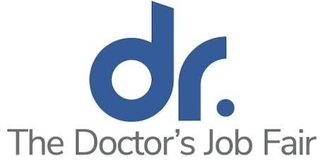 The Doctor's Job Fair - Dublin, October 2019 tickets