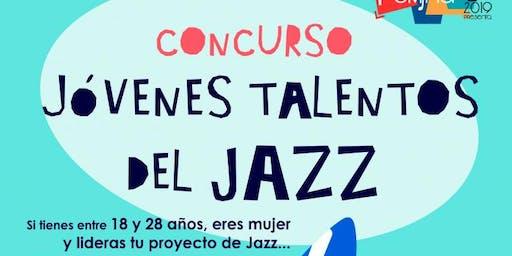 FeminaJazz: Concurso de Jóvenes Talentos en Sala Berlanga