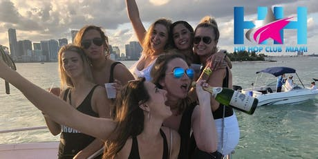 Miami Party Boat | All-Inclusive Hip Hop Party Boat Package ingressos