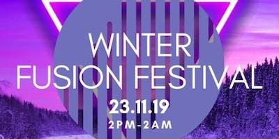 WINTER FUSION FESTIVAL - Hertford Corn Exchange (Hertfordshire UK)
