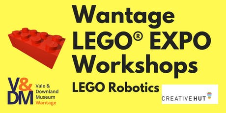 LEGO Robotics Workshop tickets