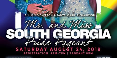 Mr & Miss South Ga Pride Pageant tickets