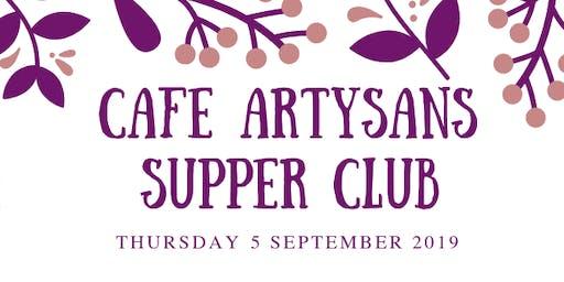 Cafe Artysans Supper Club