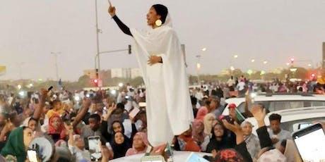 Democracy and Revolution in Sudan: Sheffield tickets
