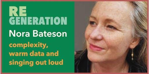 NORA BATESON IN SYDNEY    ••••••••  one-day workshop