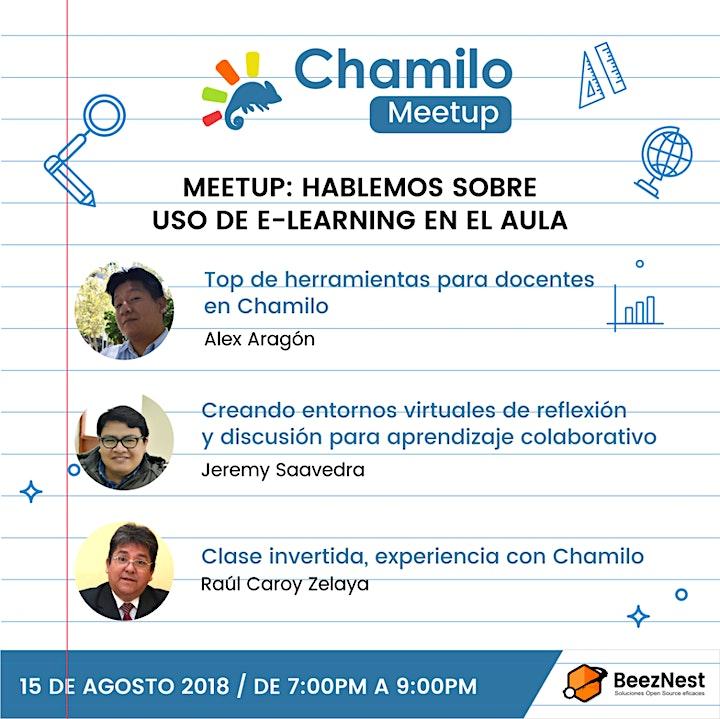 Imagen de Chamilo Meetup