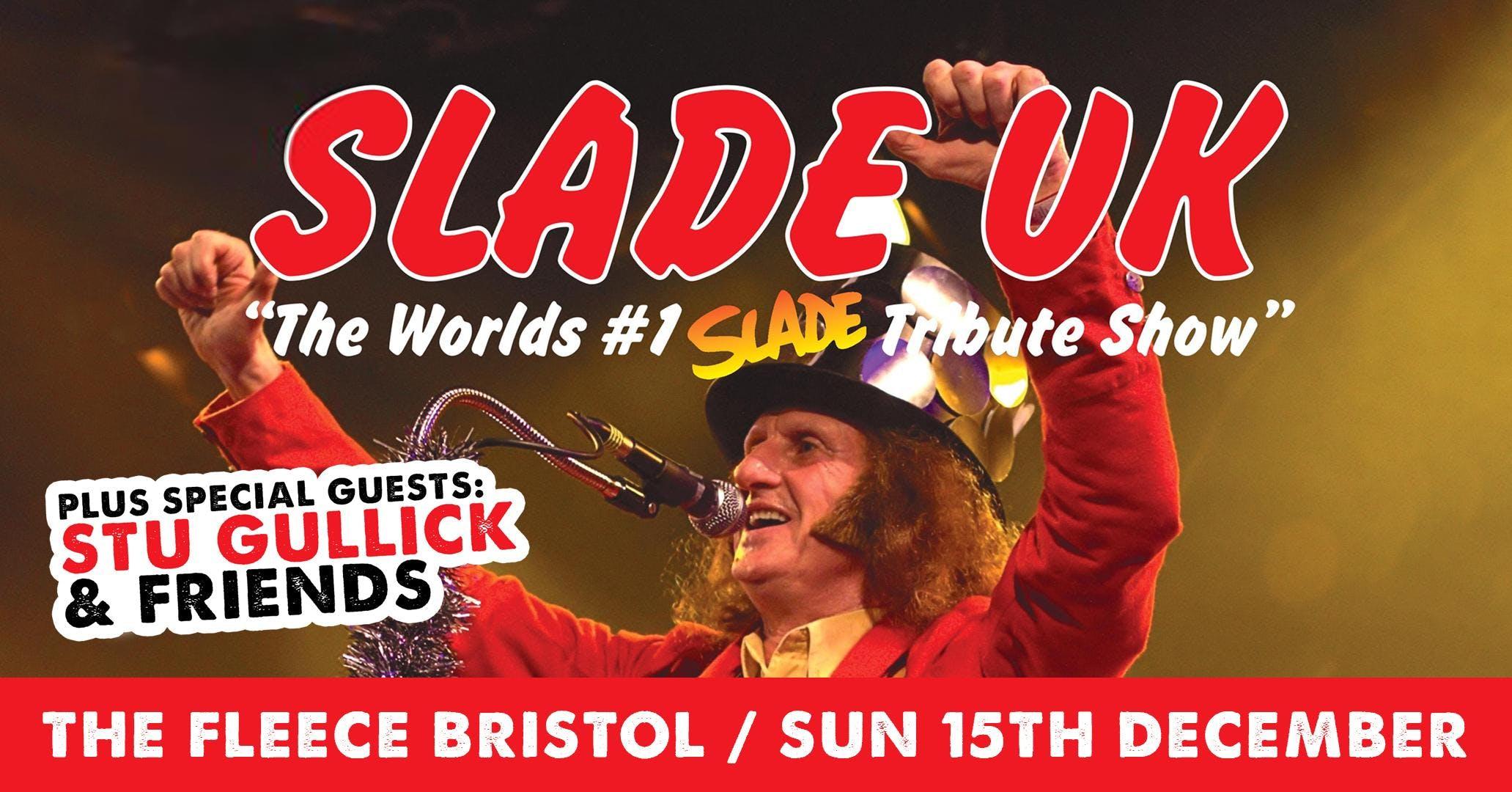 Slade UK  Stu Gullicks Xmas Band
