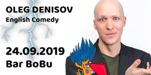 English stand-up: Oleg Denisov LIVE in Berlin
