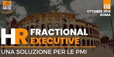 HR Fractional Executive: una soluzione per le PMI biglietti