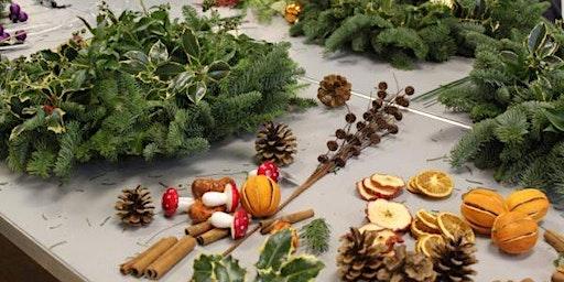 Christmas Wreath Making Workshops