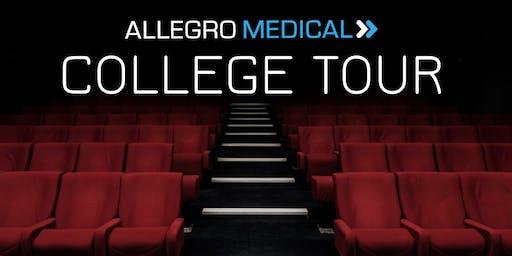 Allegro College Tour