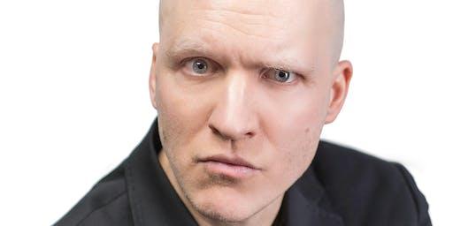 English stand-up: Oleg Denisov @ Bar Ö (FREE entry)