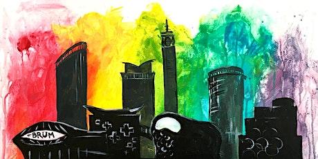 Paint Birmingham! Birmingham tickets